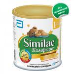Молочные смеси Similac Комфорт 1 0-6 мес. 375 г