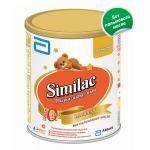Молочные смеси Similac Низколактозный заменитель с мес. 375 г