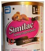 Молочные смеси Similac Молочная смесь ГА1 0-6 мес. 400 г