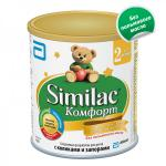 Молочная смесь Similac Комфорт 2 6-12 мес. 375 г