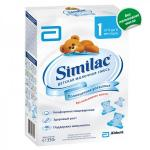 Молочная смесь Similac 1 0-6 мес. 350 г
