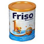 Заменитель Фрисолак Friso 1 GOLD с рождения 400 гр