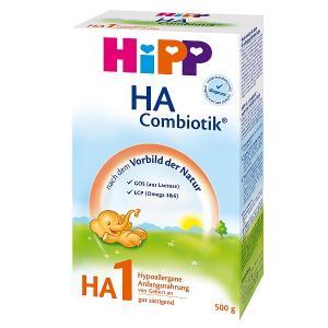 Молочные смеси HIPP