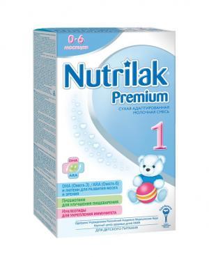 Молочные смеси NUTRILAK