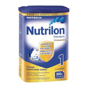 Молочные смеси Nutrilon