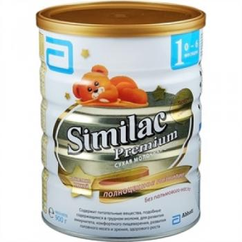 Молочные смеси Similac