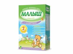Молочные смеси Малыш